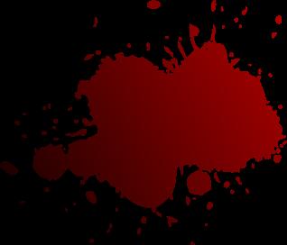 Farb Splash Rot