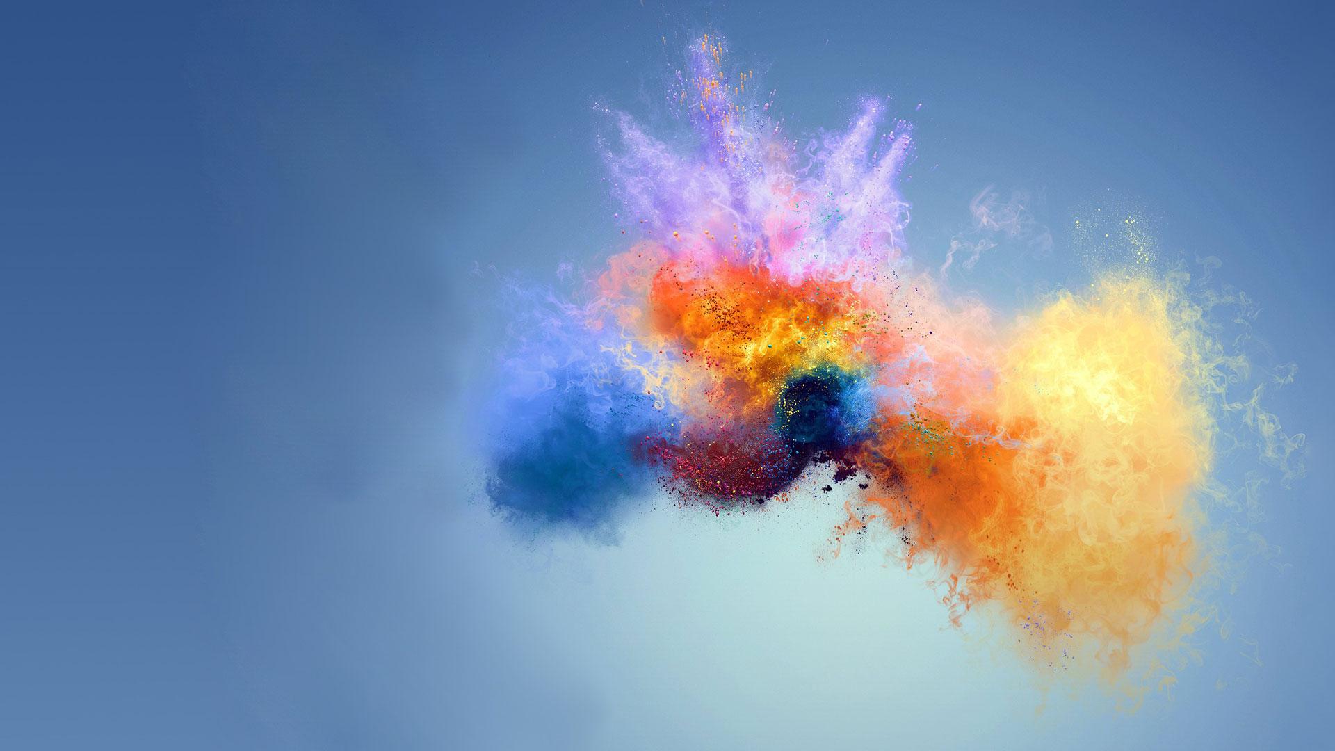 Farb-Splash - Wunschfarbton anmischen lassen und mitnehmen