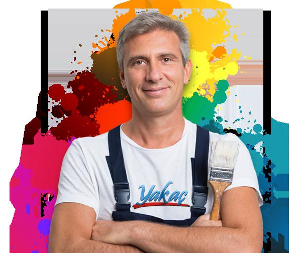 Yakac bringt Farbe in Ihren Wohnraum.